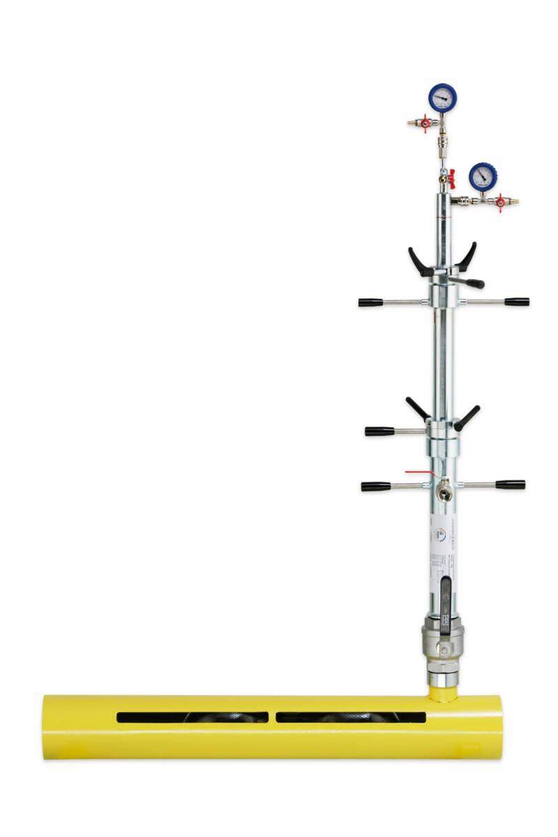 Blasensetztechnik von Staedtler + Beck