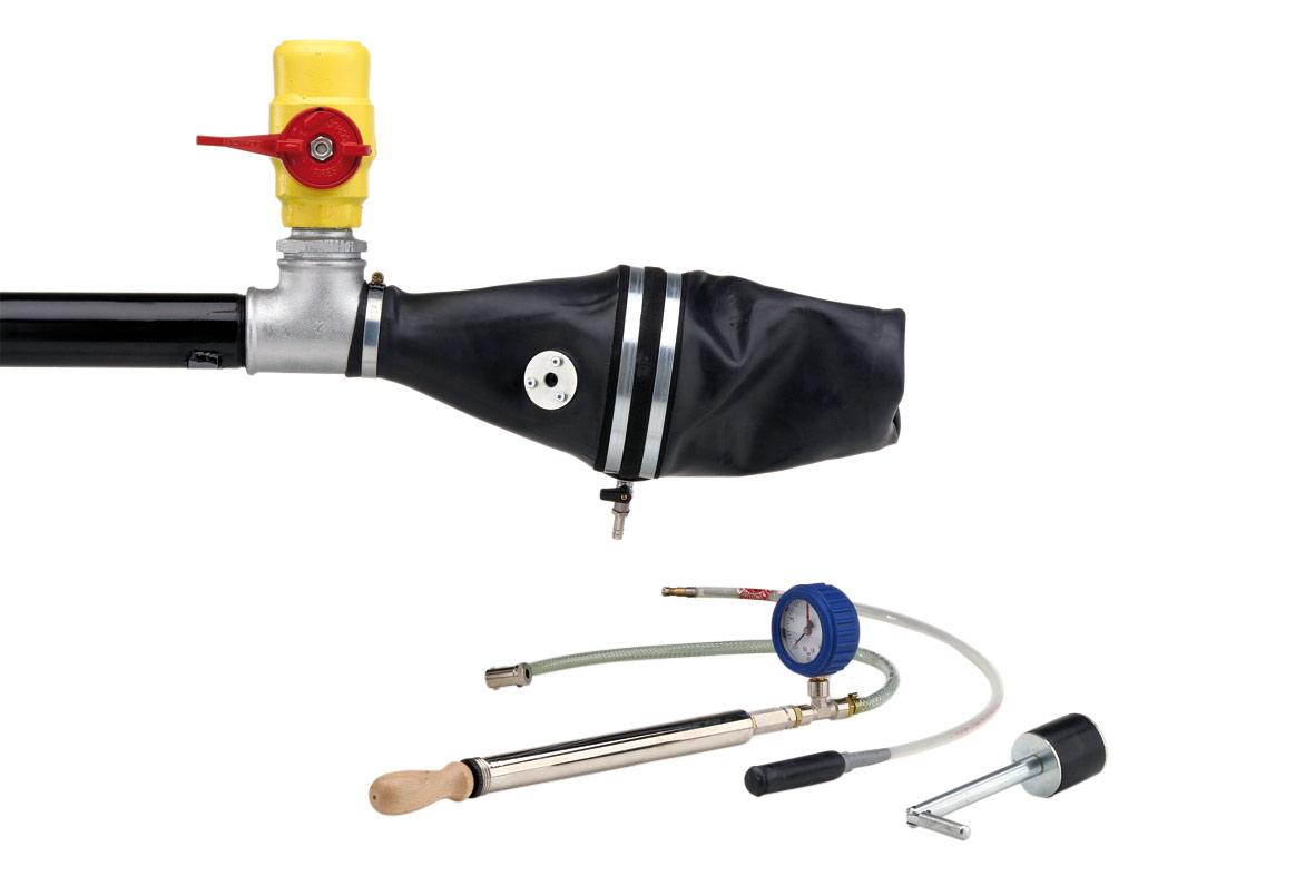 Hausanschlusstechnik Gas von Städtler + Beck